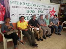 Reunión en Guayaquil (Ecuador) el 14/12/2013